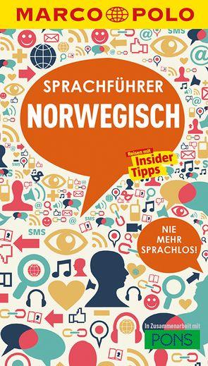 MARCO POLO Sprachführer Norwegisch von Kumpch,  Jens-Uwe