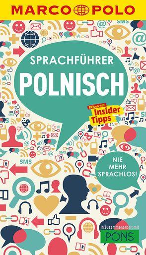 MARCO POLO Sprachführer Polnisch von Grzesiak,  Agnieszka