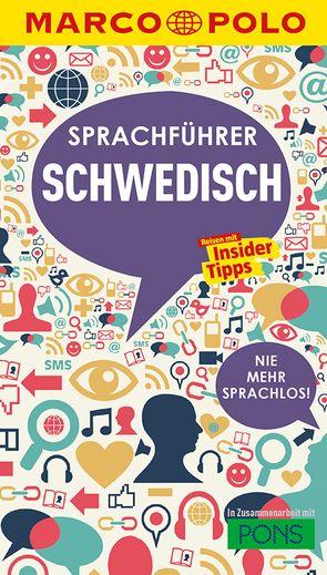 MARCO POLO Sprachführer Schwedisch von Nittnaus-Weis,  Ingrid