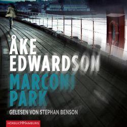 Marconipark (Ein Erik-Winter-Krimi 12) von Benson,  Stephan, Edwardson,  Åke, Kutsch,  Angelika