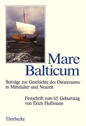 Mare balticum von Paravicini,  Werner