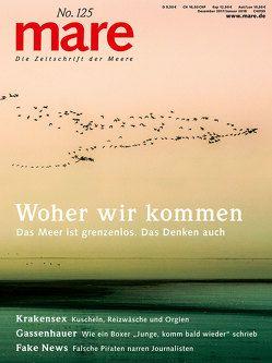 mare – Die Zeitschrift der Meere / No. 125 / Philosophie von Gelpke,  Nikolaus