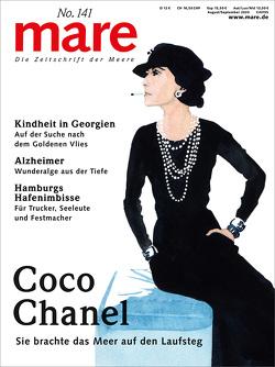 mare – Die Zeitschrift der Meere / No. 141 / Coco Chanel von Gelpke,  Nikolaus