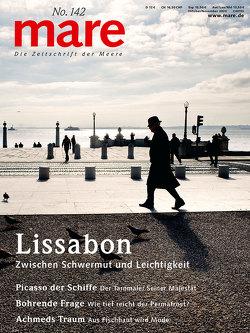 mare – Die Zeitschrift der Meere / No. 142 / Lissabon von Gelpke,  Nikolaus