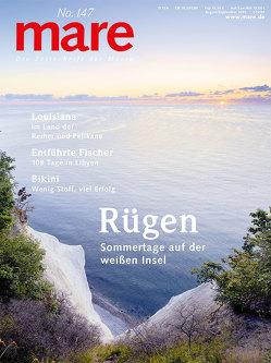 mare – Die Zeitschrift der Meere / No. 147 / Rügen von Gelpke,  Nikolaus