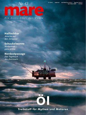 mare – Die Zeitschrift der Meere / No. 43 / Öl von Gelpke,  Nikolaus
