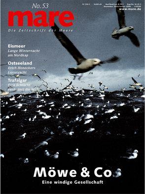 mare – Die Zeitschrift der Meere / No. 53 / Möwe & Co von Gelpke,  Nikolaus
