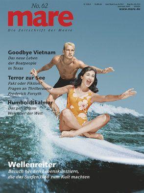 mare – Die Zeitschrift der Meere / No. 62 / Hawaii Surfing von Gelpke,  Nikolaus