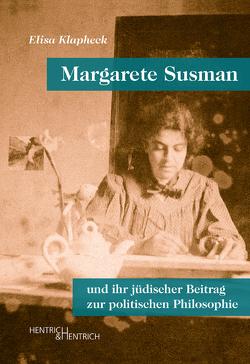 Margarete Susman von Klapheck,  Elisa