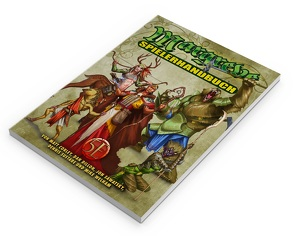Margreve Spielerhandbuch (5E) von Anders,  Lou, Corley,  Matthew, Dillon,  Dan, Introcaso,  James, Sawatsky,  Jon, Sustare,  Dennis, Welham,  Mike