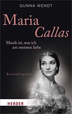 Maria Callas von Wendt,  Gunna