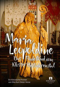 Maria Leopoldine von Hesse,  Otto Kurt Dieter