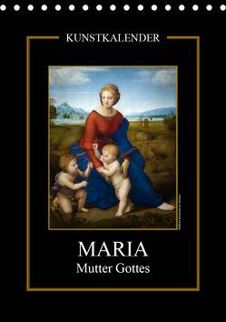 Maria – Mutter Gottes (Tischkalender 2020 DIN A5 hoch) von Bartek,  Alexander
