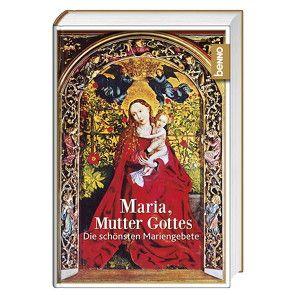 Maria, Mutter Gottes von Benedikt XVI., Grün,  Anselm, Guardini,  Romano, Mutter Teresa, Papst Franziskus, Stein,  Edith