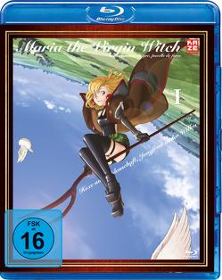 Maria the Virgin Witch (Junketsu no Maria) – Blu-ray 1 von Taniguchi,  Goro