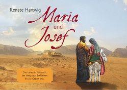 Maria und Josef von Hartwig,  Renate