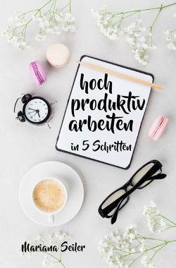 Mariana Seiler Buchreihe / Produktivität: 5 SCHRITTE ZU UNGEWÖHNLICH HOHER PRODUKTIVITÄT MIT DEM RICHTIGEN SELBSTMANAGEMENT! In 5 Schritten hoch produktiv arbeiten! (Produktivität steigern im Beruf) von Seiler,  Mariana