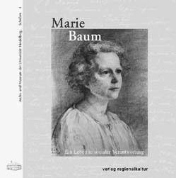 Marie Baum von Moritz,  Werner, Schaffrodt,  Petra
