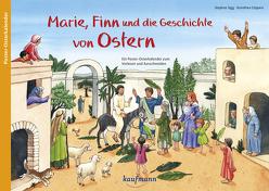 Marie, Finn und die Geschichte von Ostern von Cüppers,  Dorothea, Sigg,  Stephan