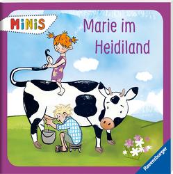 Marie im Heidiland von Schmolke,  Frank, Venske,  Regula