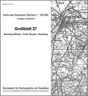 Marienburg (Westpreussen) – Preuss. Stargard – Riesenburg