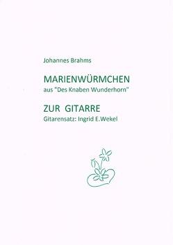 Marienwürmchen von Wekel,  Ingrid Edith