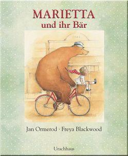 Marietta und ihr Bär von Blackwood,  Freya, Ormerod,  Jan, Stehle,  Michael