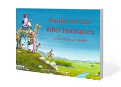 Marijke ten Cate Bibel-Postkarten von ten Cate,  Marijke