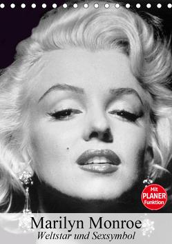Marilyn Monroe. Weltstar und Sexsymbol (Tischkalender 2020 DIN A5 hoch) von Stanzer,  Elisabeth