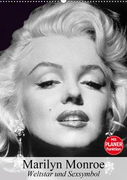 Marilyn Monroe. Weltstar und Sexsymbol (Wandkalender 2020 DIN A2 hoch) von Stanzer,  Elisabeth