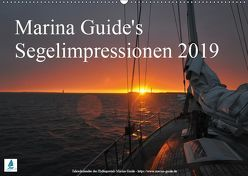 Marina Guide's Segelimpressionen 2019 (Wandkalender 2019 DIN A2 quer) von Guide,  Marina, Stasch,  Thomas
