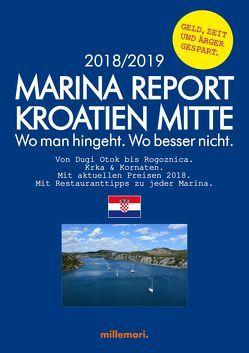Marina Report Kroatien Mitte.