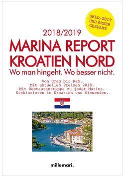 Marina Report Kroatien Nord