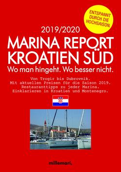 Marina Report Kroatien Süd.