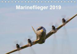 Marineflieger 2019 (Tischkalender 2019 DIN A5 quer) von Henning,  Eike