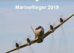 Marineflieger 2019 (Wandkalender 2019 DIN A3 quer) von Henning,  Eike