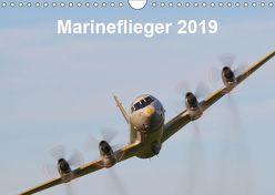 Marineflieger 2019 (Wandkalender 2019 DIN A4 quer) von Henning,  Eike