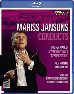 Mariss Jansons conducts