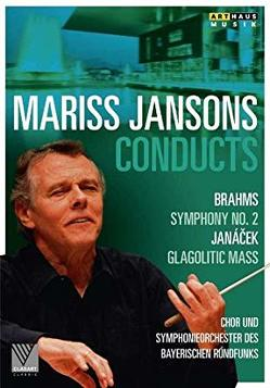 Mariss Jansons conducts