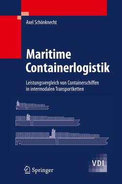 Maritime Containerlogistik von Schönknecht,  Axel