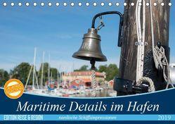 Maritime Details im Hafen (Tischkalender 2019 DIN A5 quer) von Jörrn,  Michael