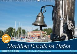 Maritime Details im Hafen (Wandkalender 2019 DIN A2 quer) von Jörrn,  Michael