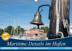 Maritime Details im Hafen (Wandkalender 2019 DIN A3 quer) von Jörrn,  Michael