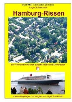 maritime gelbe Reihe bei Jürgen Ruszkowski / Hamburg-Rissen – ein Wohndorf im Grünen zwischen Elbe und Klövensteen von Ruszkowski,  Jürgen