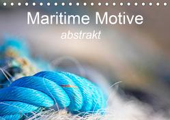 Maritime Motive – abstrakt (Tischkalender 2020 DIN A5 quer) von Homolka,  Barbara