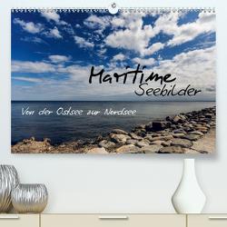 Maritime Seebilder – Von der Ostsee zur Nordsee (Premium, hochwertiger DIN A2 Wandkalender 2021, Kunstdruck in Hochglanz) von - Michael Kremer,  SnapArt
