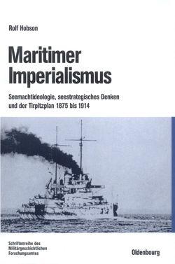 Maritimer Imperialismus von Besteck,  Eva, Hobson,  Rolf