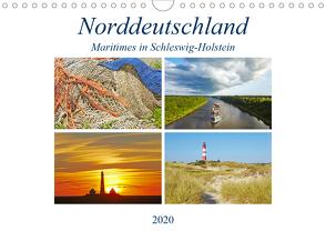 Maritimes in Schleswig-Holstein (Wandkalender 2020 DIN A4 quer) von Schulz,  Olaf