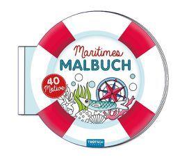 Maritimes Malbuch