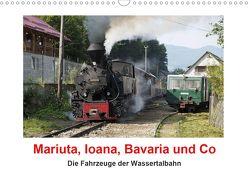 Mariuta, Ioana, Bavaria und Co (Wandkalender 2020 DIN A3 quer) von Hegerfeld-Reckert,  Anneli